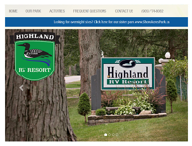Highland RV Resort